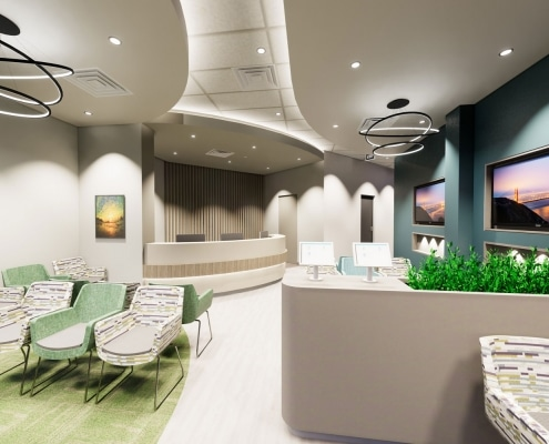 gp tuggeranong - greenway medical centre - doctors servicing kambah, wanniassa, isabella plains, gordon, conder - interior renders